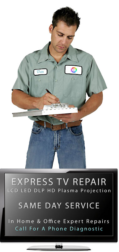 Express TV Repair Technician