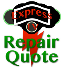TV Repair Quotes & Estimates