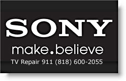 Sony TV Repair