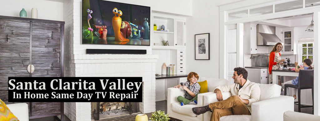 Santa Clarita TV Repair In Home Service